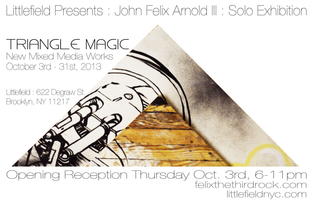 Triangle Magic Flyer